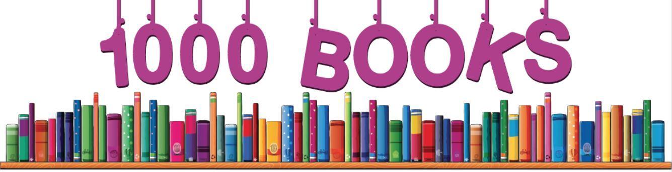1000 Books Before Kdg